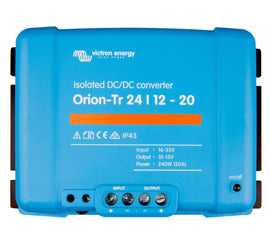 Victron Energy Orion-Tr 24/12-20A (240W) Isolated DC-DC converter
