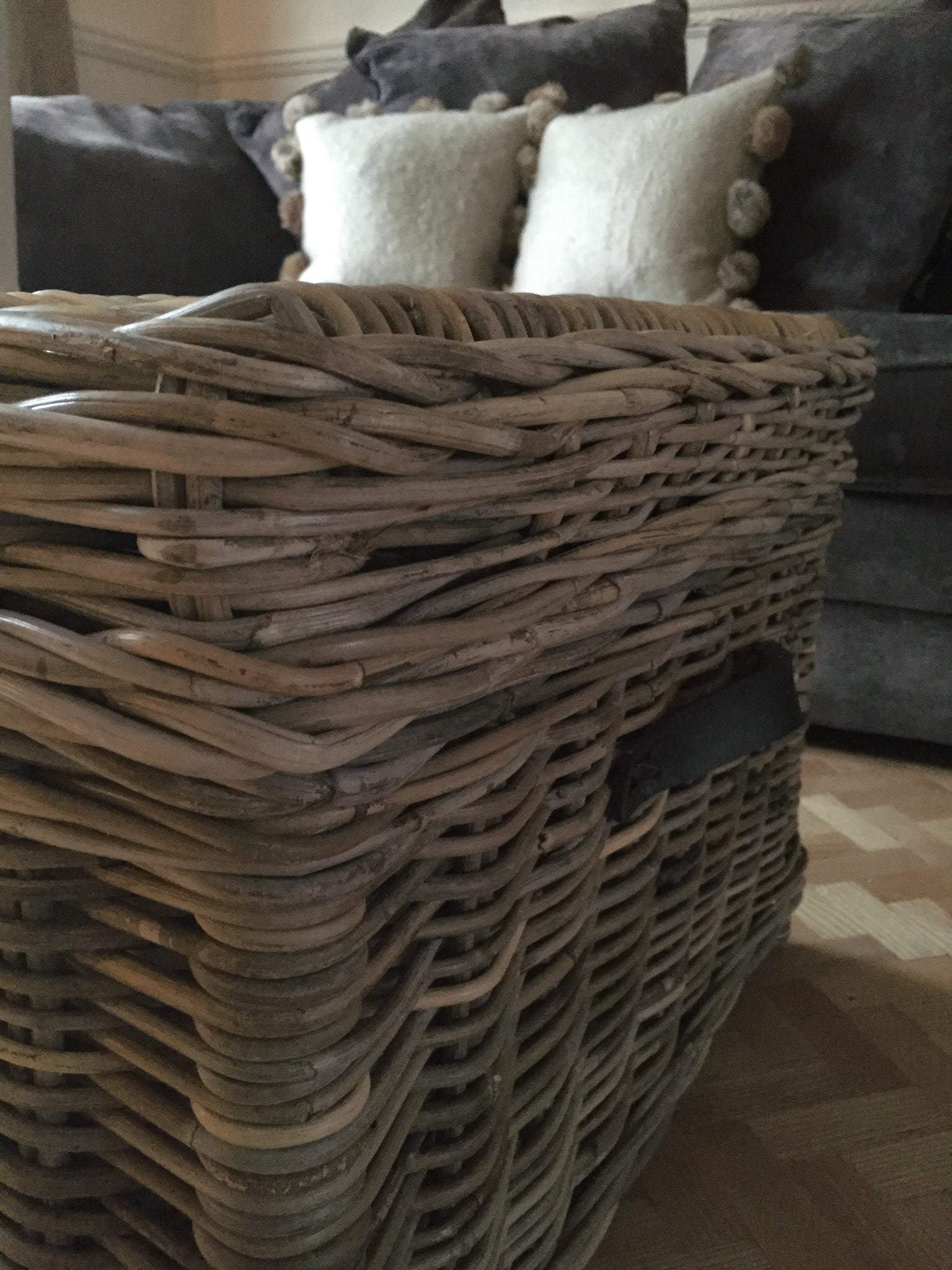Country Wicker Trunk Coffee Table – Chloe Jane Interiors