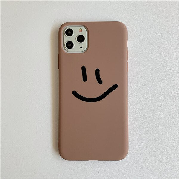Capa Smile para iPhone - REF2317
