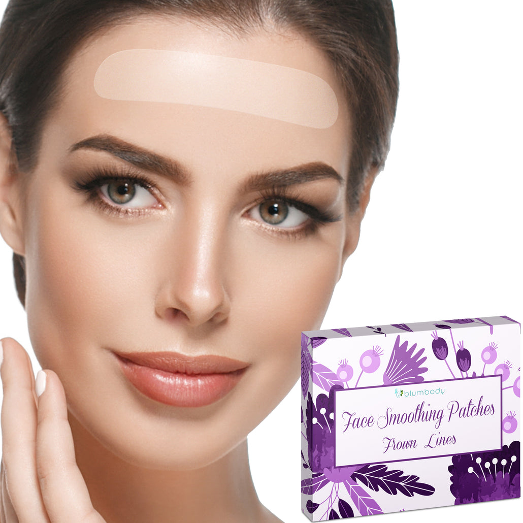 Blumbody Face Smoothing Patches - Frown Lines