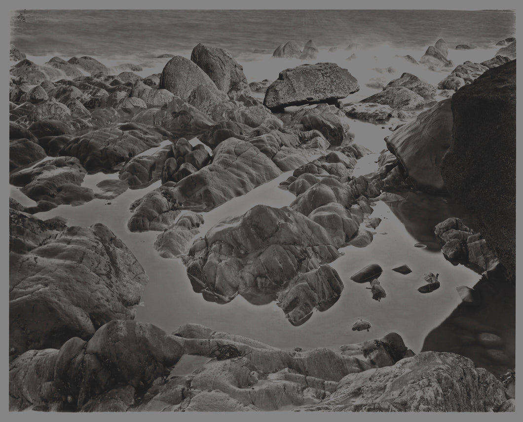 Rocks and Tide, Friog