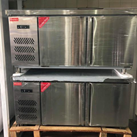TLF-015 Counter Table Freezer 1.5m