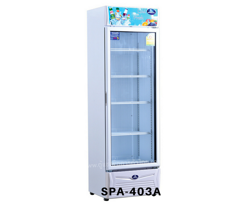 SPA-403A Sanden One Door Showcase