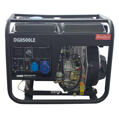 DG8500LE Power Generator with Auto Transfer Switch (ATS)