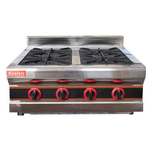 GST-400 Stove 4 Heads