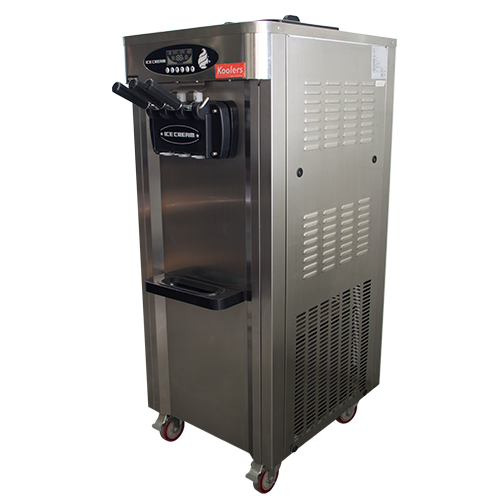 MK25FL Soft Ice Cream Machine