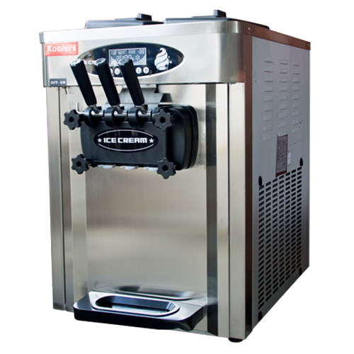 MK25-TB Soft Ice Cream Machine Table Top