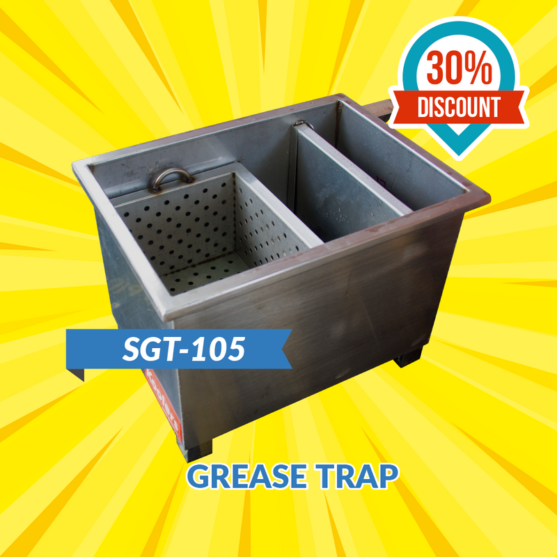 SGT-105 Grease Trap