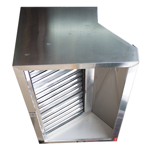 SSH-150 Superior Hood Customized Stainless Steel