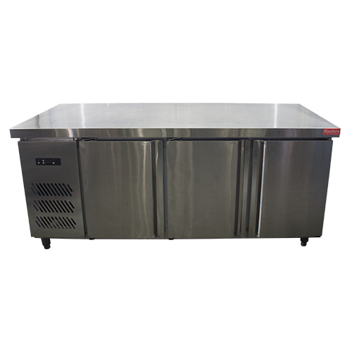 TLC-018 Counter Table Chiller with 3 Doors 1.8m