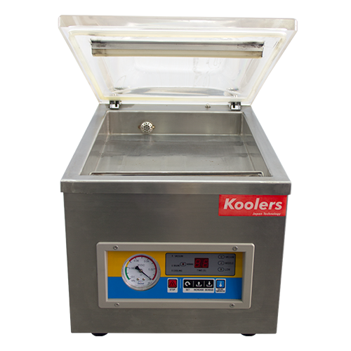 VCM-260 Portable vacuum packing machine!