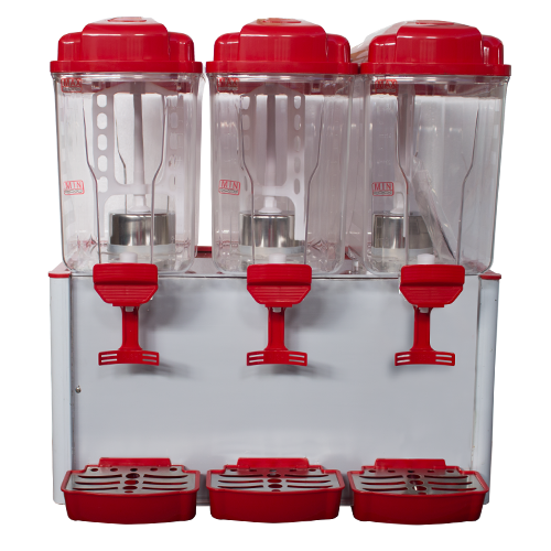 YKF-003 Cooling juice Dispenser (3 Tanks)