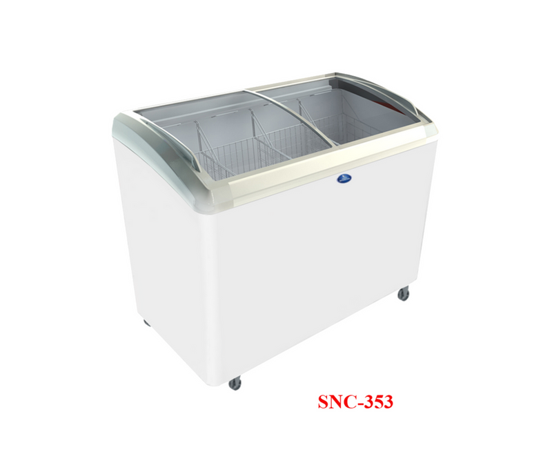 SNC-353  Sanden  Ice Cream Freezer