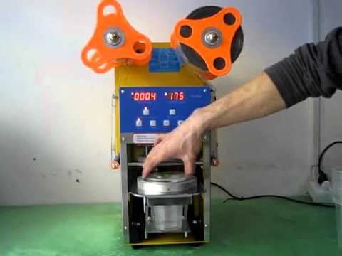 ET-Q7 Full Auto Cup Sealer Machine