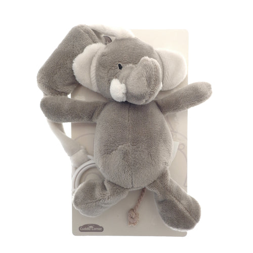 Branded Boutique Elli & Raff Chime Cot Soft Toy (Elli)