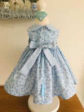 The Wishfairy Baby Harriet Dress (Little Fluffy Sheep)
