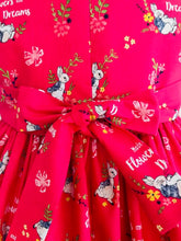 The Wishfairy Baby Danielle Dress (Pink Peter Rabbit)