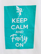 Wishfairy Short Sleeve T-Shirt (Keep Calm and Fairy On)