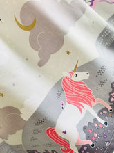 The Wishfairy Eve Dress 'Magical Unicorn Fabric'