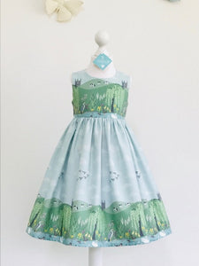 The Wishfairy Eve Dress 'By the Riverside'