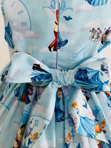 The Wishfairy Bunty Baby Dress (Cinderella)