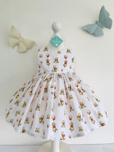The Wishfairy Bunty Baby Dress (Winnie the Pooh)