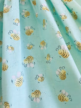 The Wishfairy Bunty Baby Dress (Bumble Bees)