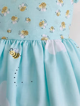 The Wishfairy Grace Dress (Marching Elephant Family)