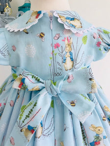 The Wishfairy Baby Danielle Dress (Peter Rabbit)