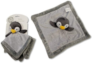Branded Boutique Penguin Comforter Neutral