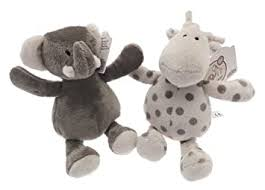 Branded Boutique Elli & Raff Small Soft Toy