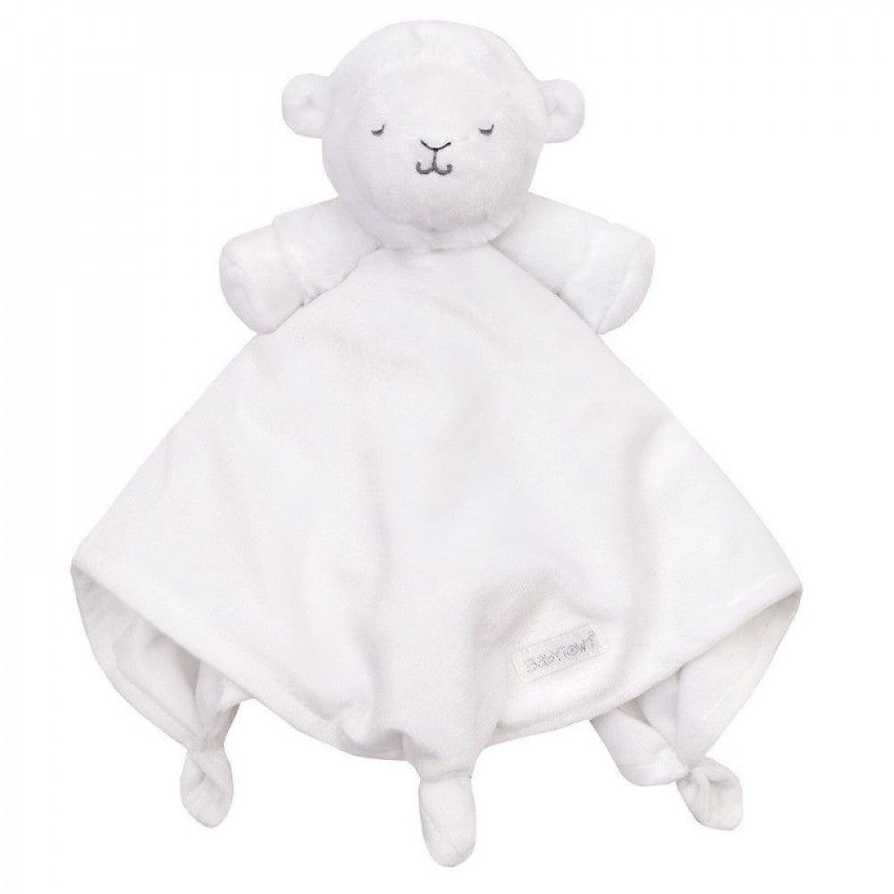 Branded Boutique Sheep Comforter White
