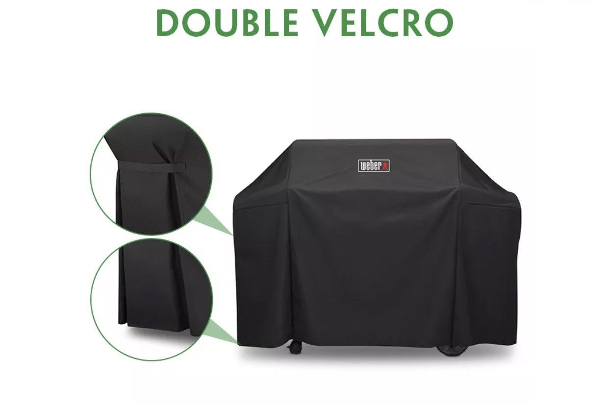 Weber Premium Grill Cover Built For Spirit 220 And 300 Series Gas