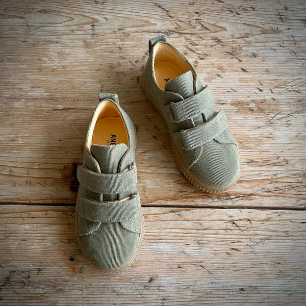 Anglulus Summer Shoe - Light Khaki