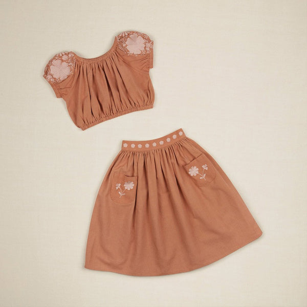 Apolina Kids VELMA SET - PRALINE