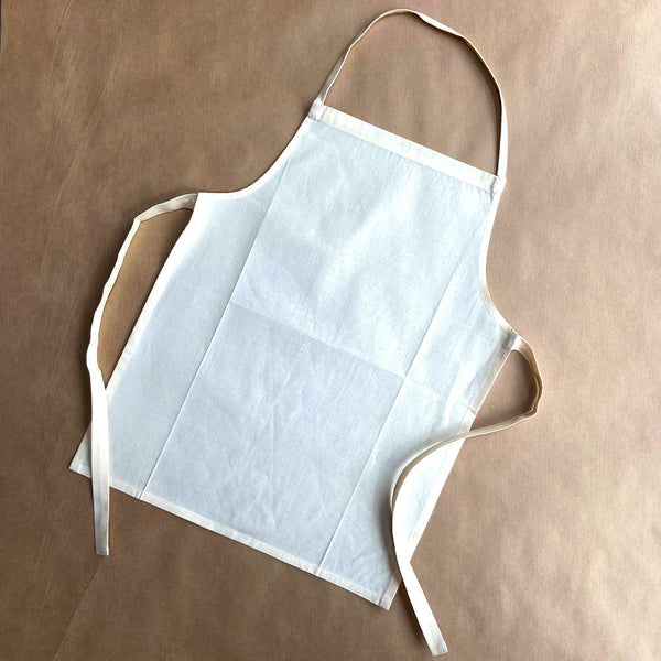 Organic Cotton Kiddie Apron