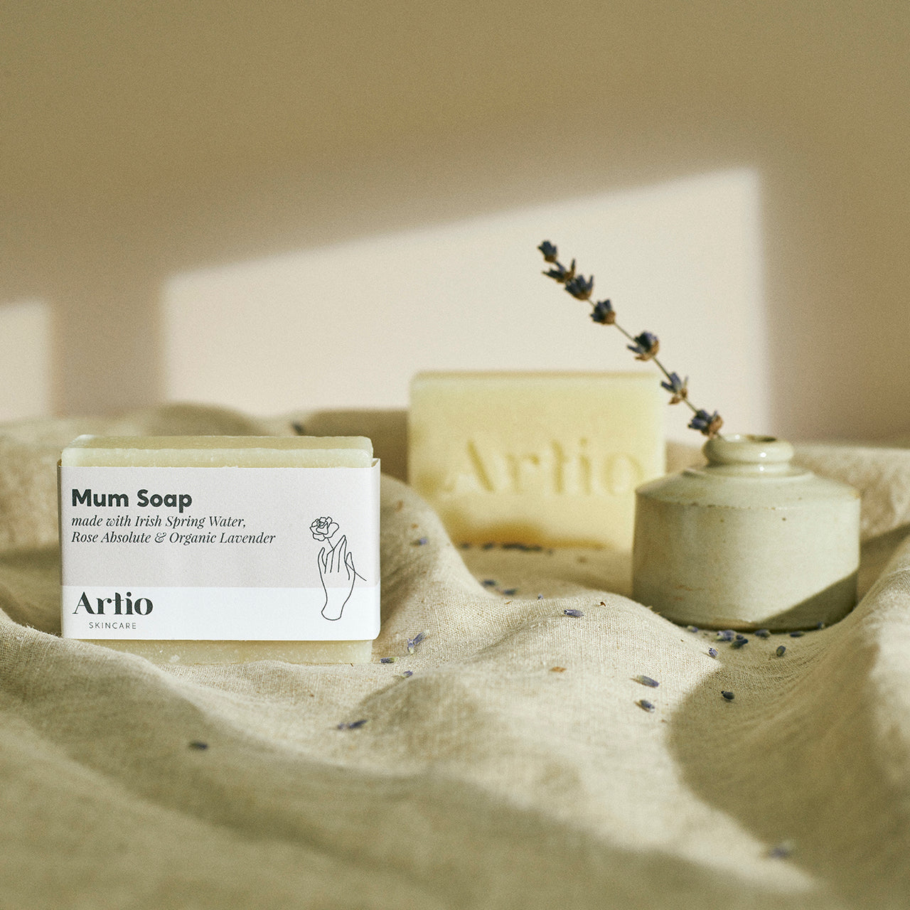 Artio Skincare Mum Soap
