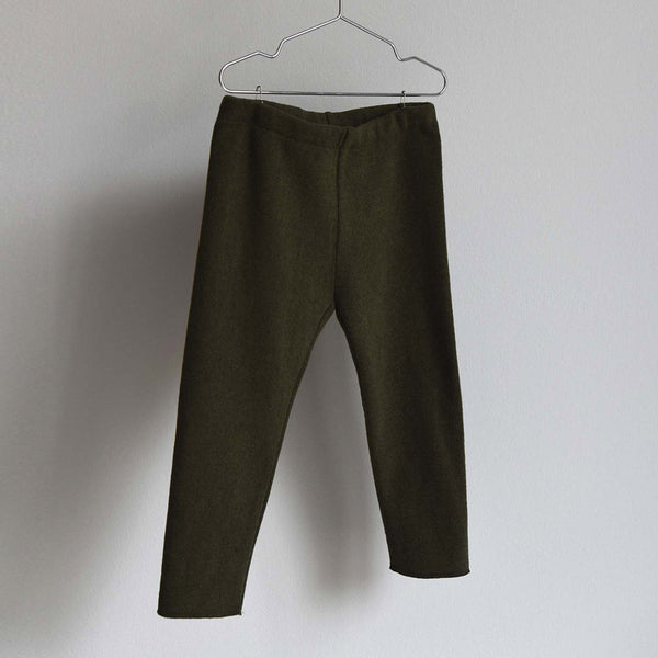 CO Label Warm Lou Leggings - Militare