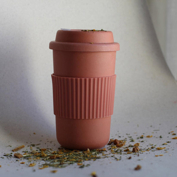 Cink Bamboo Coffee Mug