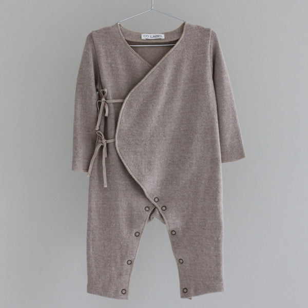 Co Label Warm Eddie Baby Suit Oat