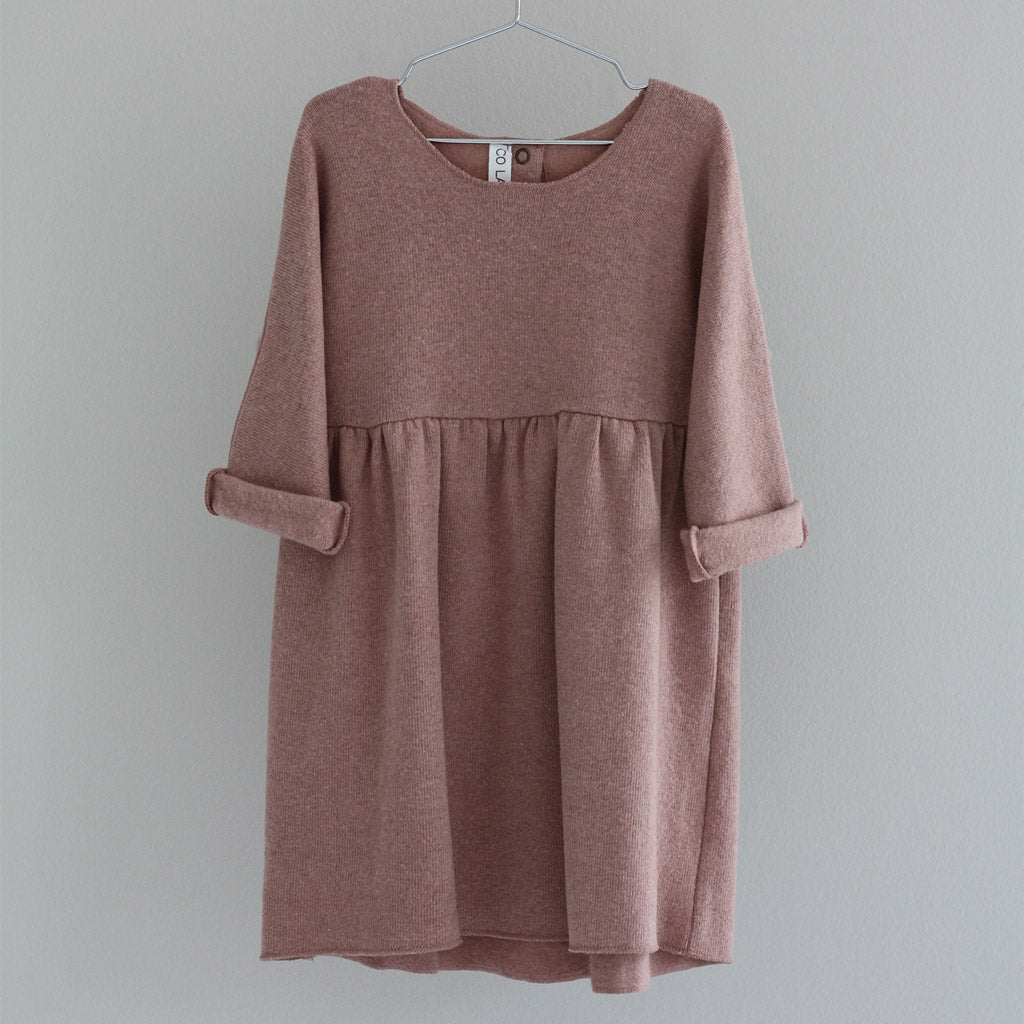 CO Label Warm Sophie Dress - Old Rose