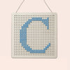 Cross Stitch Pegboard Embroidery Kit