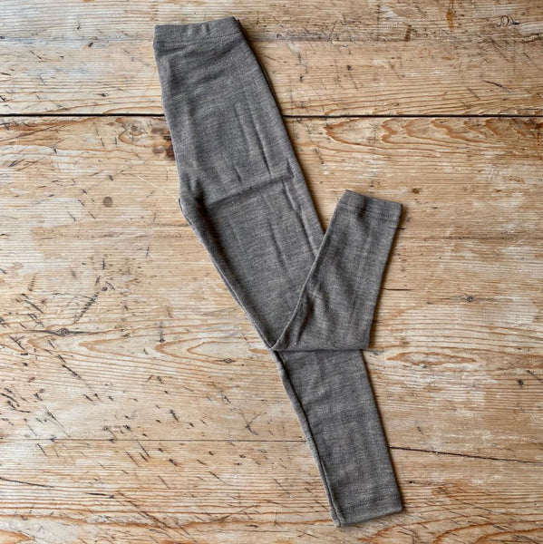 Engel Organic Wool & Silk Leggings