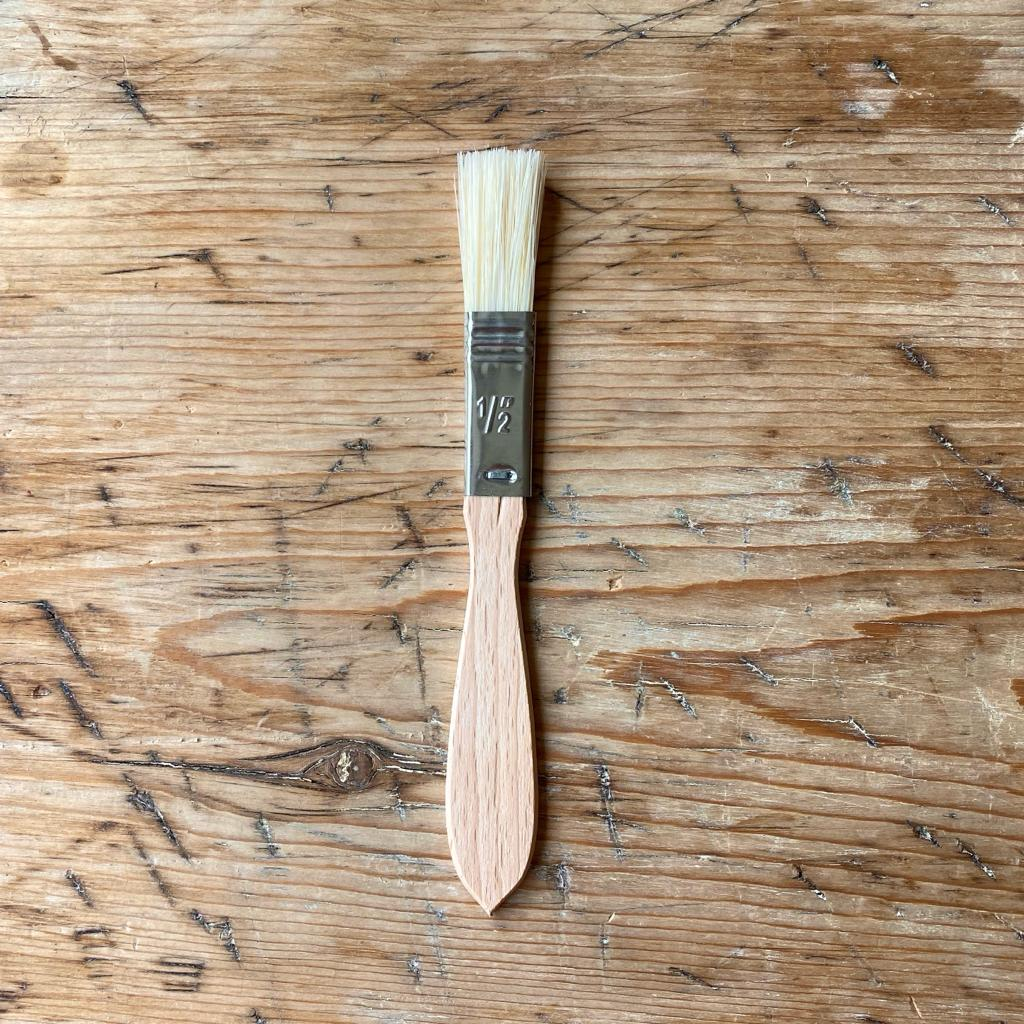 Gluckskafer Baking Brush