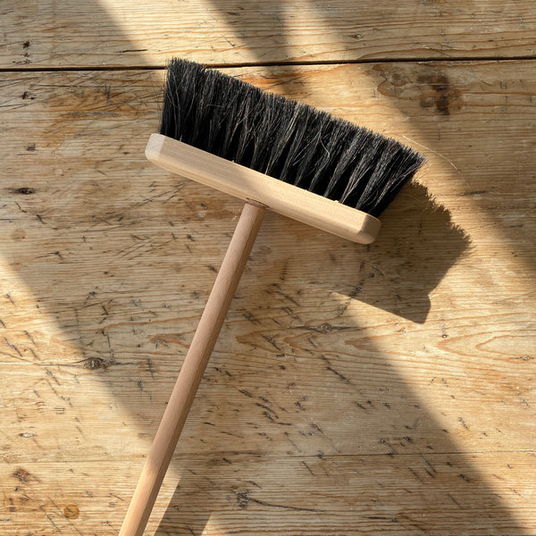 Broom - horsehair