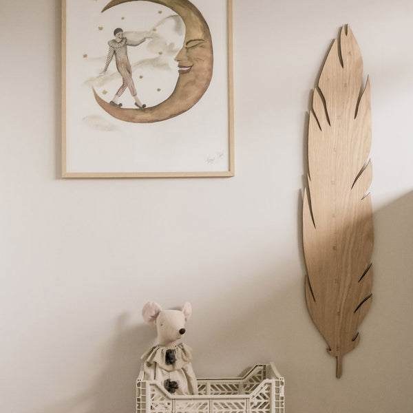 Hagelens FEATHER GROWTH CHART