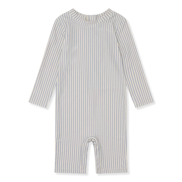 KONGES SLOJD ASTER UNISEX SUIT LIGHT BLUE STRIPE