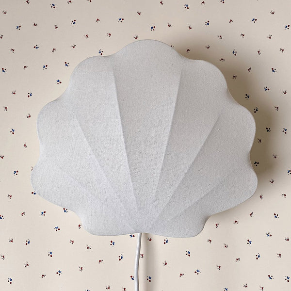 Konges Slojd FABRIC LAMP CLAM