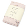 Organic Cotton Muslin Cloths (3 Pack) - Nostalgie Blush