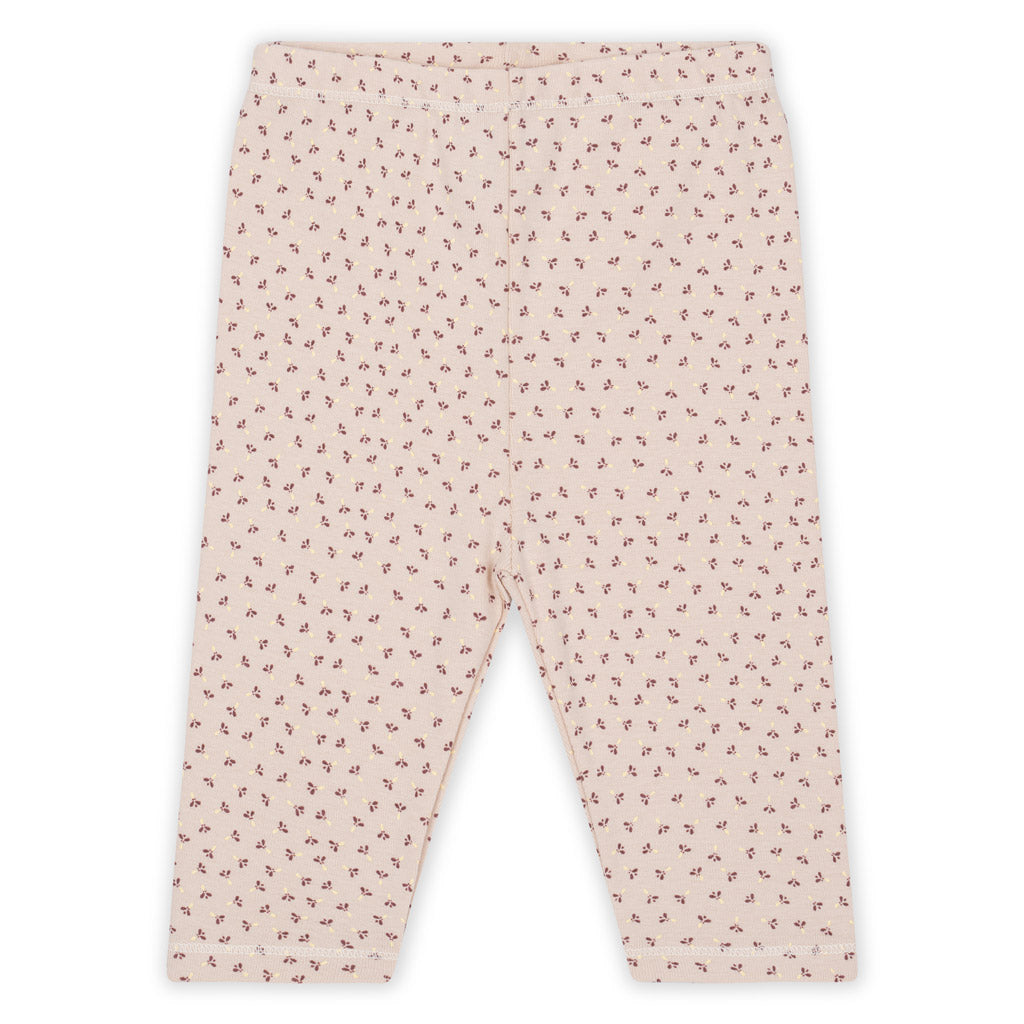 Konges Slojd Organic Cotton Newborn Leggings